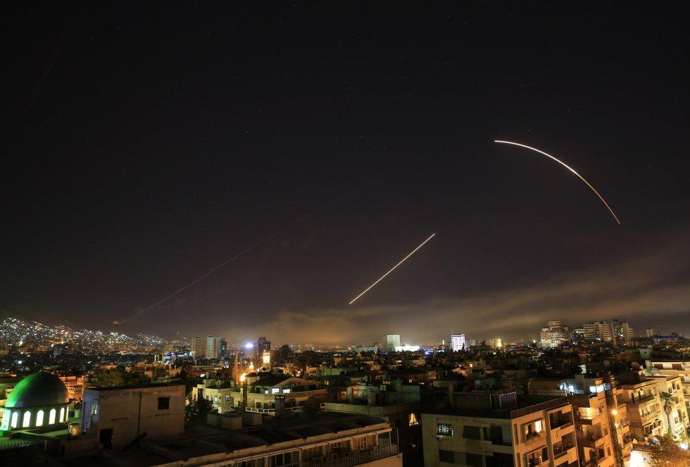 Ataque aéreo de Estados Unidos a Siria